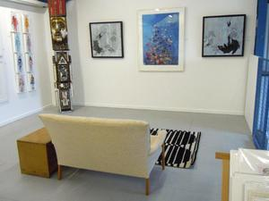 Artizan's gallery space